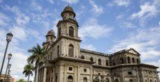 Vicente Fox, Catedral de Managua, Nicaragua