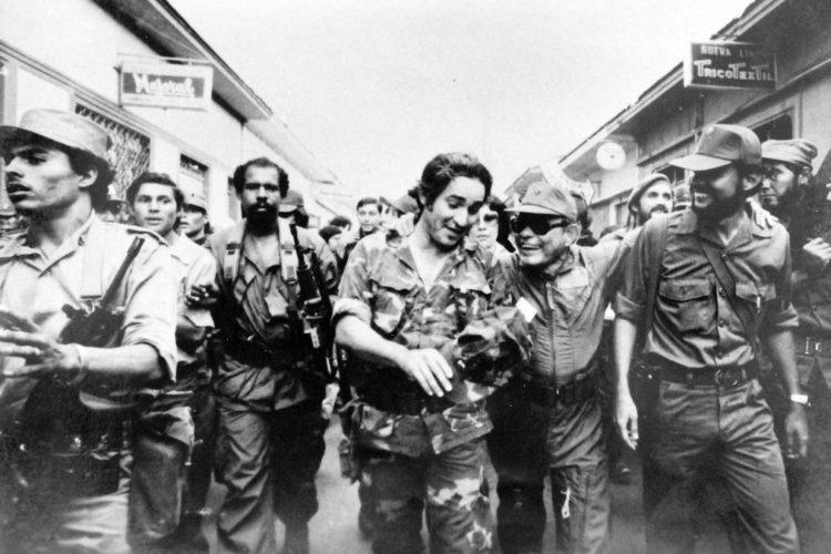 Revolución Sandinista, 19 de Julio, Sadinistas, revolución sandinista