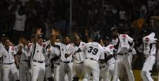 Los Tigres de Chinandega ganaron por tercera vez el título de la Liga de Beisbol Profesional de Nicaragua. LA PRENSA/CARLOS VALLE