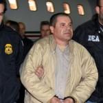 Guzmán Loera llegó a Nueva York en la noche de este jueves.