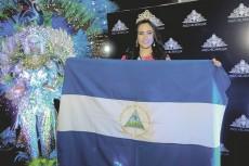 Marina Jacoby, Miss Nicaragua 2016. Carlos Valle/LA PRENSA.