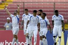 La Selección Nicaragüense de Futbol ganó 3-1 ante Belice. LAPRENSA/AFP