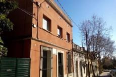 Fachada de la casa donde vivió Rubén Darío en Barcelona.LA PRENSA/ARCHIVO