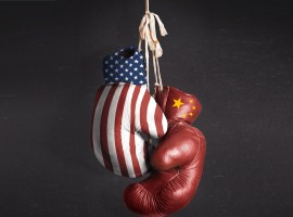 Symbol, struggle for economic power between the United State