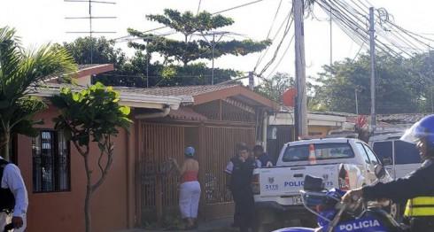 Los cinco fueron asesinados al amanecer del miércoles en un apartamento del barrio La Victoria, de Liberia, lugar donde alquilaban durante el periodo de estudio universitario.