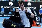 Andy Murray y Angelique Kerber están  eliminados en el Abierto de Australia