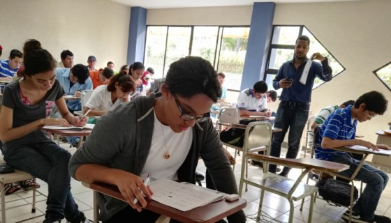 Más de 300 estudiantes que aprobaron el examen de admisión de la UNI se quedaron sin cupo. LAPRENSA/Archivo