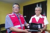Cruz Roja equipa a sus filiales