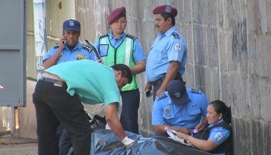 Policía Nacional, Nicaragua, Policía
