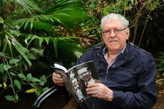 El periodista Chuno Blandón da a conocer su nuevo libro Carlos Fonseca y los intelectuales. LAPRENSA/CARLOS VALLE