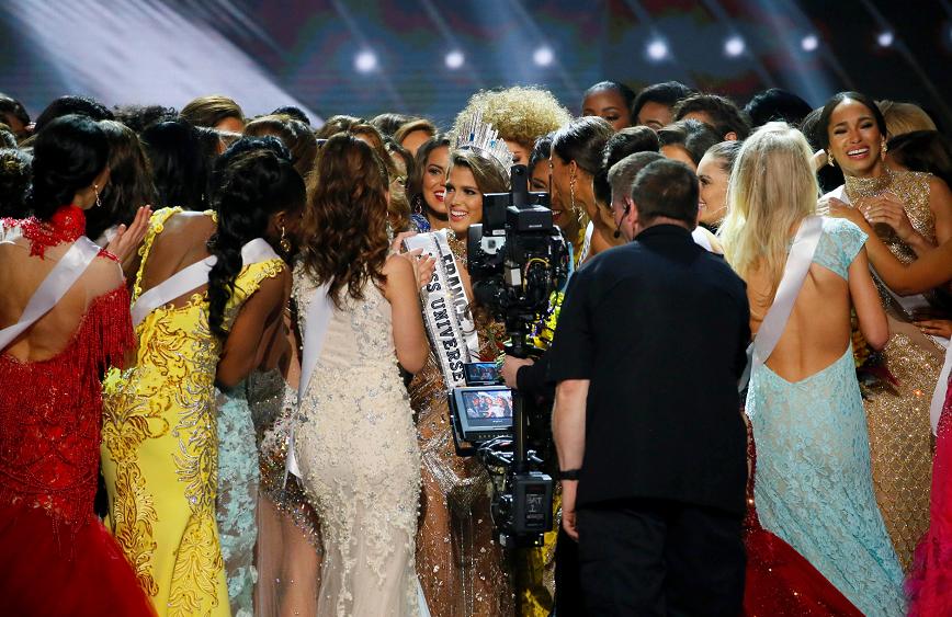 Miss Universo, Miss Francia