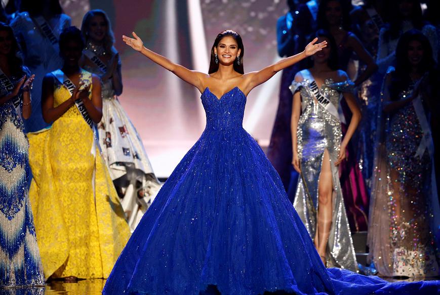Pia Wurtzbach, Miss Universo