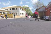 Mejoran calles de centro histórico de Jinotepe