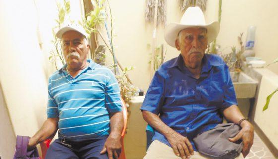 Francisco Ramón Alvarado y Ángel María Acevedo Prado. LA PRENSA/R.VILLARREAL