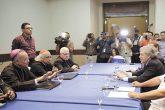Báez sorprendido con informe de OEA