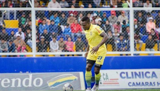 Luis Fernando Copete listo para debutar. LAPRENSA/ CORTESÍA/