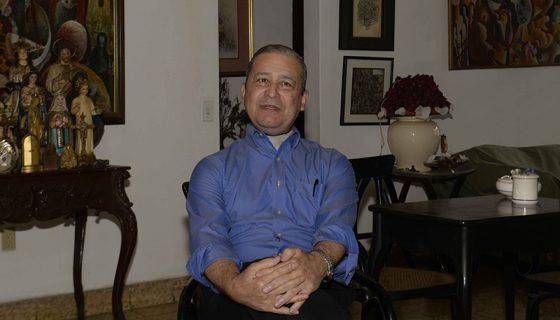Julio Icaza Gallard, analista político. LA PRENSA/Roberto Fonseca