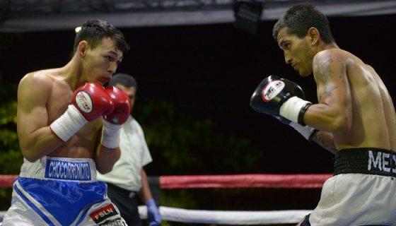 Carlos Buitrago está más cerca de su cuarta oportunidad de título del mundo. Foto: Carlos Valle