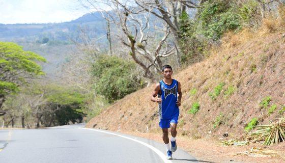 Byron Rojas ha edificado su carrera en su natal Matagalpa. LAPRENSA/ LISSA VILLAGRA