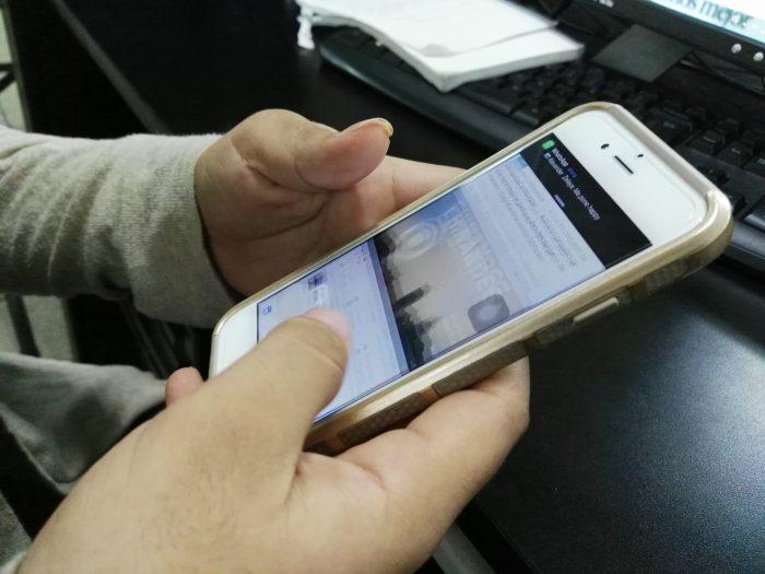 Trámites en línea, Cámara Nicaraguense de Internet y Telecomunciaciones, Internet