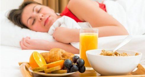 ¿Dormir para perder peso? Suena demasiado bien... THINKSTOCK