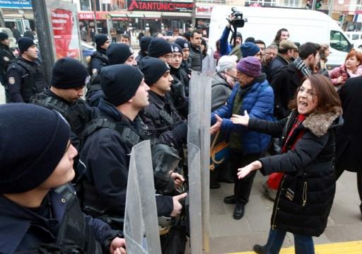 protestas, Turquía