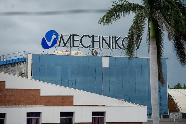 Mechnikov, planta de vacunas, planta de vacunas mechnikov, INSS