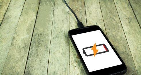 batería, celular