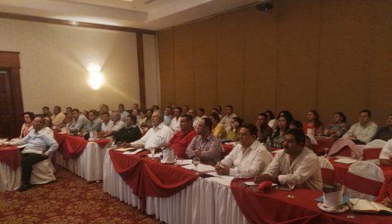 Diputados del PLC reciben seminario sobre cómo lograr el éxito las próximas elecciones.
