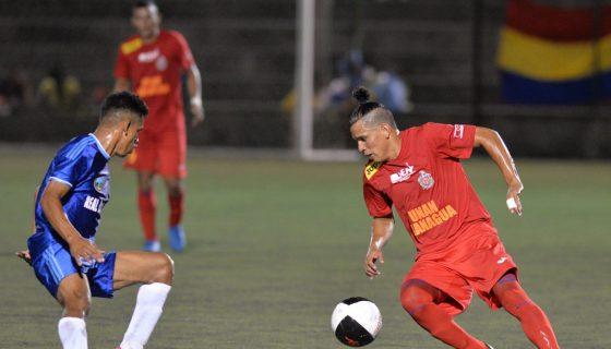 Unan Managua, Futbol, Nicaragua