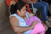 Pide ayuda para su hija con microcefalia