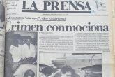 Crimen conmociona, la crónica del asesinato del Comandante 380 hace 26 años