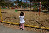 Parque está de adorno en el barrio San Luis de Managua
