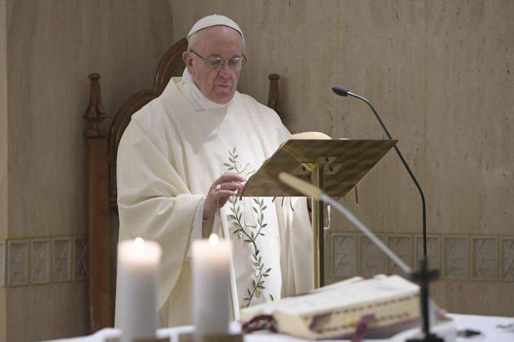 Las palabras del sumo pontífice fueron dirigidas durante una audiencia privada en el III Foro de los Pueblos Indígenas. LA PRENSA/EFE