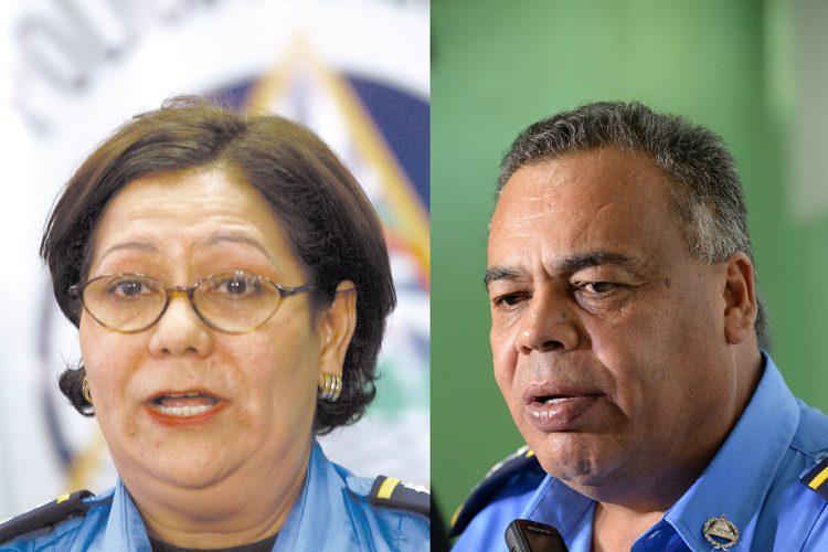 Cambiando jefes de policías quieren resolver el problema de los accidentes