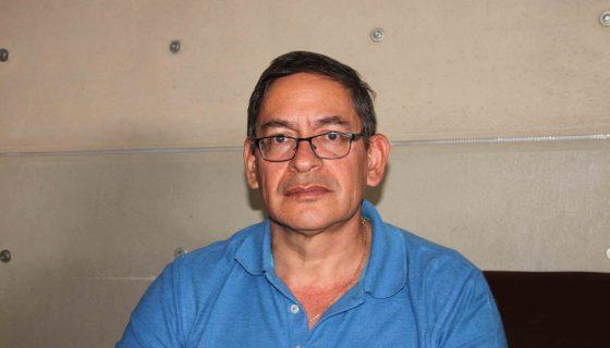 Francisco Moreno Rodríguez, transportista. LA PRENSA/LUIS E. MARTÍNEZ