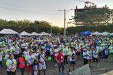 Corren por los niños con cáncer en Managua