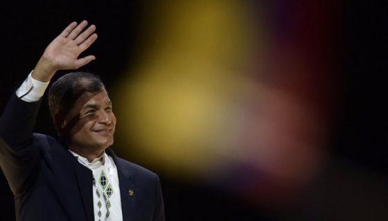 Rafael Correa ha gobernado Ecuador entre 2007 y 2017. GETTY IMAGES