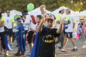 Caminata de Héroes, niños con cáncer