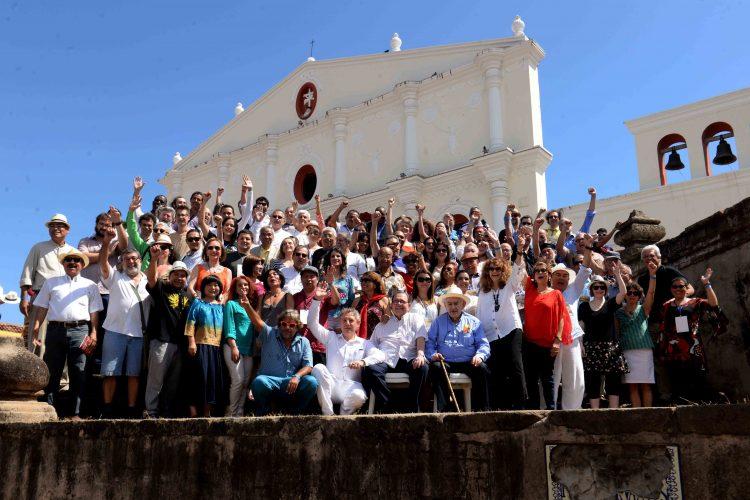 Festival Internacional de Poesía, Granada, poetas