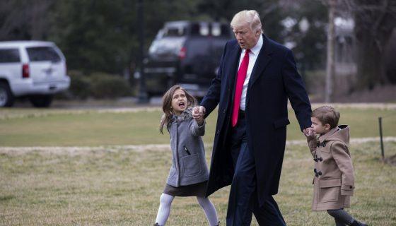 familia Trump, Donald Trump, estados unidos