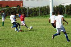 Rivas CF realizó diferentes visorias en el departamento. LAPRENSA/CORTESÍA/ ASPISAL SPORTS