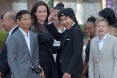 Angelina Jolie, Brad Pitt, Brangelina,
