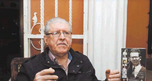 Chuno Blandón en su nuevo libro retrata las inclinaciones literarias de Carlos Fonseca Amador y sus relación con los intelectuales nicaragüenses. LA PRENSA/CARLOS VALLE