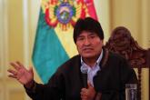 Evo Morales prepara ofensiva para reelección presidencial en Bolivia