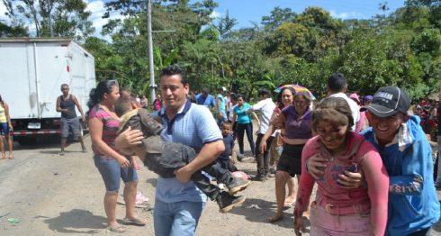 accidentes de tránsito, Matagalpa, Nicaragua