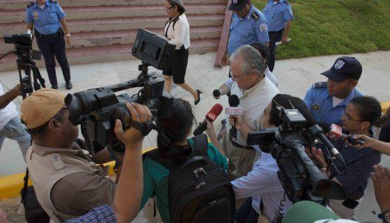 Daniel Ortega, informe de gestión, cobertura, medios independientes, Asamblea NAcional, Daniel Ortega