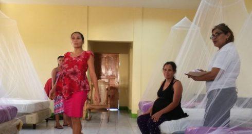 casa materna de Teustepe