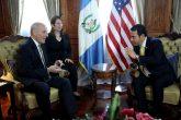 """John Kelly descarta en Guatemala """"deportaciones masivas"""""""