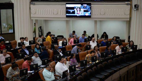 Informe de gestión, Gobierno, diputados, Daniel Ortega